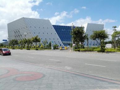 福州城市发展展示馆